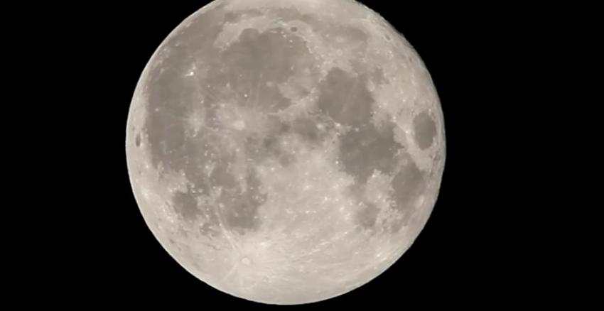 Canon 7D EF100-400mm Extender EFⅡ ×1.4 Full moon 満月 のコピー