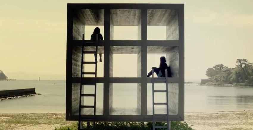 """佐久島/イメージ #2 『おひるねハウス』 Sakushima Island Image #2 """"Ohirune Nap House"""""""