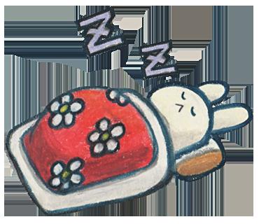寝る370